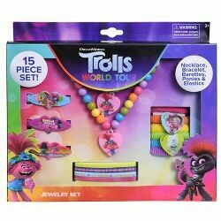 Trolls Jewelry Set