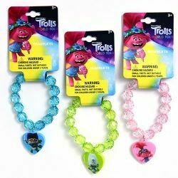 Trolls Bracelet- Randomly Selected