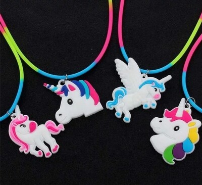 Unicorn Necklace- Randomly Selected