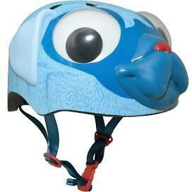 Googly Eyes Toddler Bike Helmet