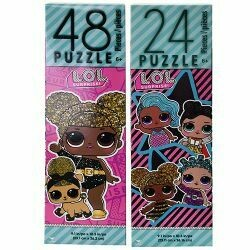 LOL Tower Box Puzzle