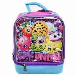 Shopkins Lunch Bag