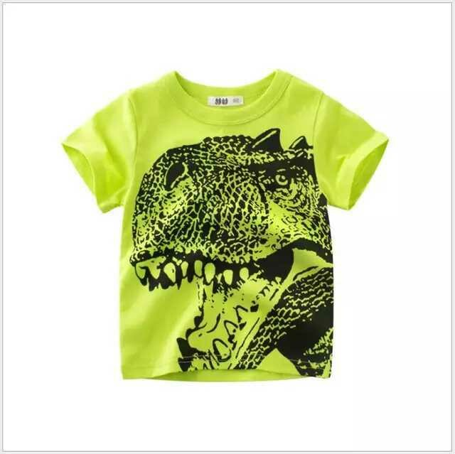 Green Dino Tee