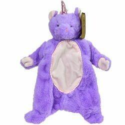 Purple Unicorn Flattie 16