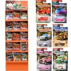 Mattel Matchbox Sidekick Car