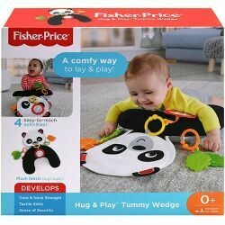 Fisher Price DP Hug & Play Tummy Wedge