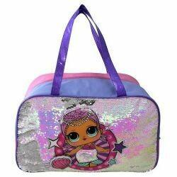 LOL Surprise Double Sided Sequins Duffle Bag