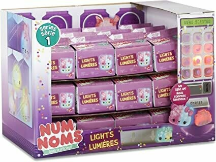 Num Num's Mystery Lights