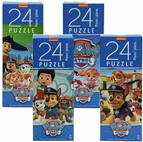 Paw Patrol 24pc Tower Box Puzzle