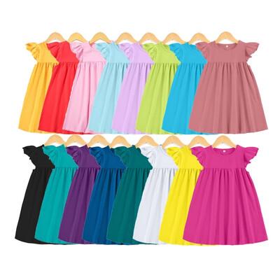 Summer Cotton Dress - I