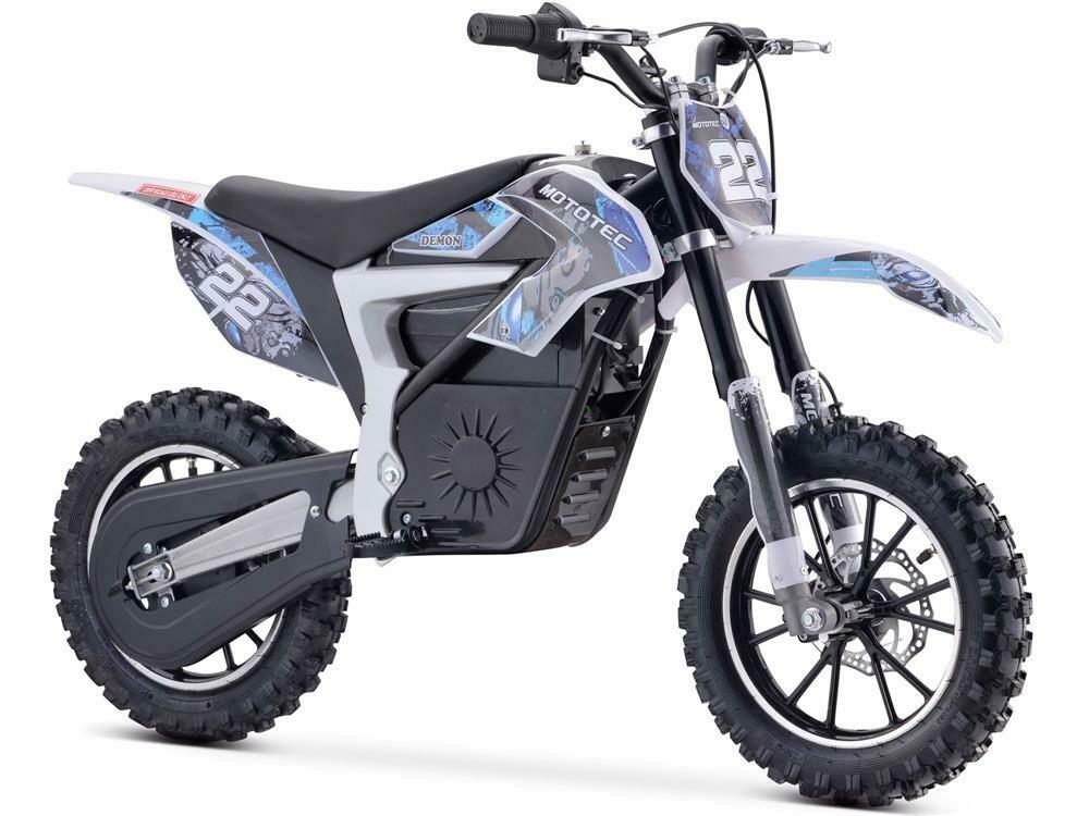 Mototec 36v 500w Electric Dirtbike