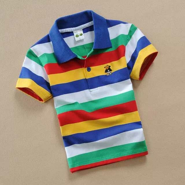 Color Pop Polo