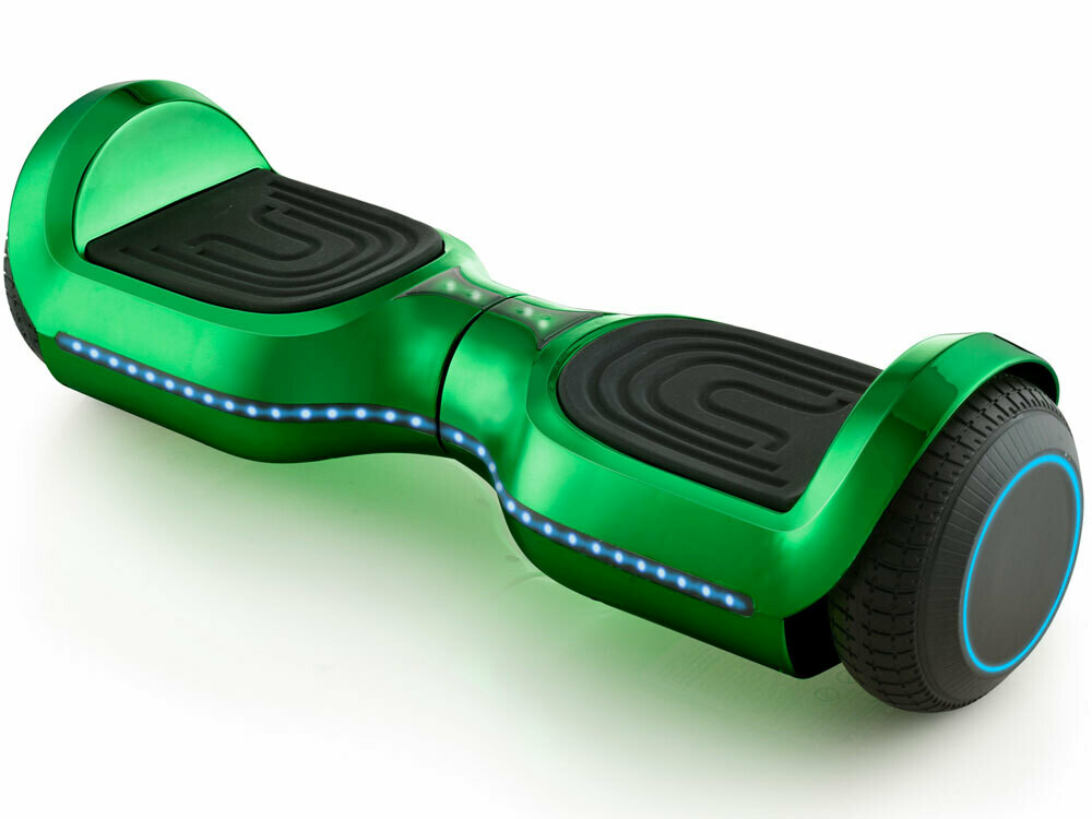 Mototec Hoverboard 24v 6.5 inch wheel green - IN STORE PICK UP ONLY!