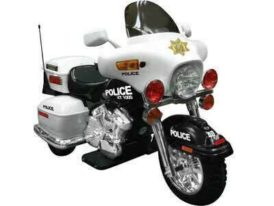 NPL police 12v motorcycle - IN STORE PICKUP ONLY