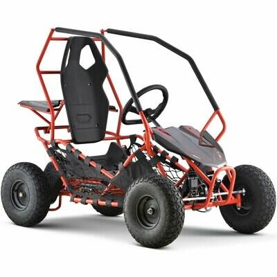 Mototec Maverick Go Kart 36v 1000w red - IN STORE PICK UP ONLY!