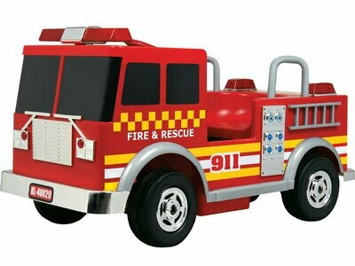 Kalee Firetruck 12v - IN STORE PICK UP ONLY!