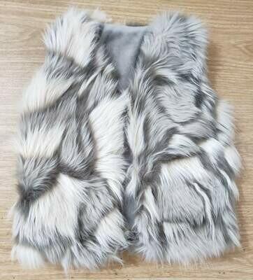 Fur Vest - I