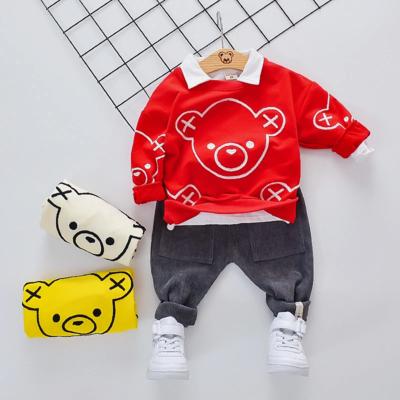 Stitched Bear - I
