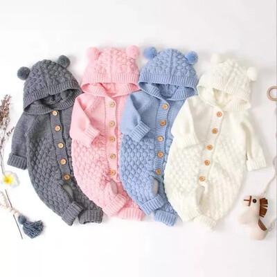 Sweater Romper