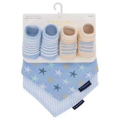 4 piece bandana set