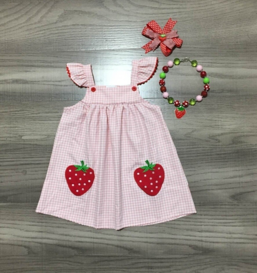 Pink Berry Patch