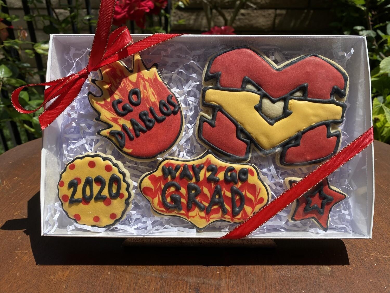 Special - 2020 Grad Cookie Box
