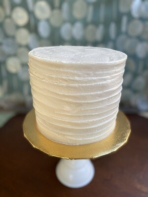 Simple Buttercream Cake