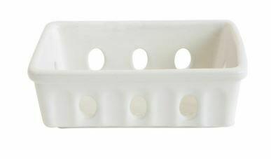 CRE Ceramic Berry Basket