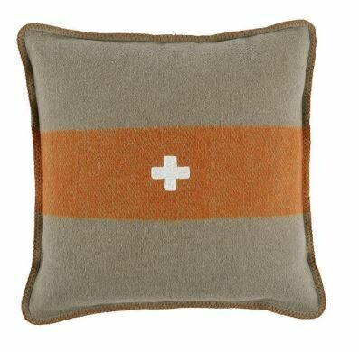 BOB SWISS ARMY PILLOW COVER 24x24