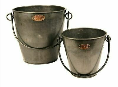 BOB METAL CHAMPAGNE/WINE BUCKET -SM