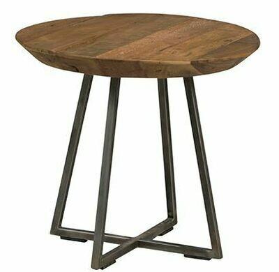 DOV SIMPLE TEAK SIDE TABLE 18
