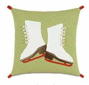 EAS Pillow Skate Spade 18x18