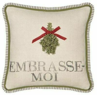 EAS Pillow Embrasse Moi 20x20