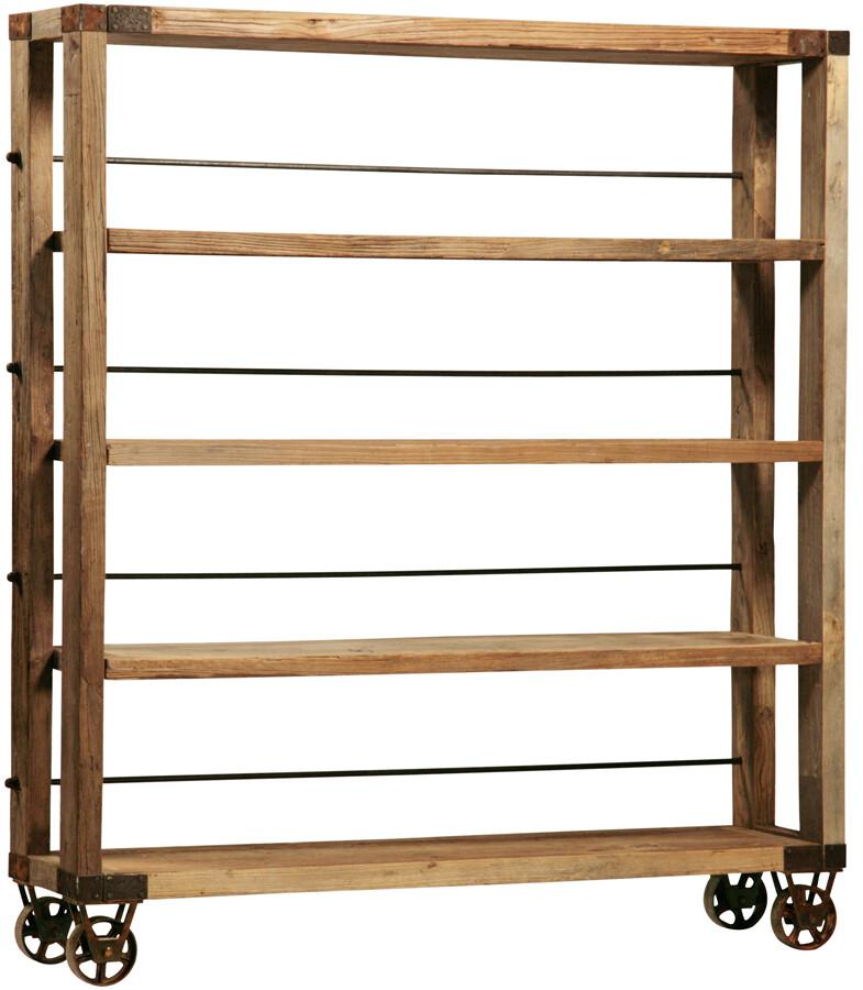 DOV Reclaimed Wood Bookshelf