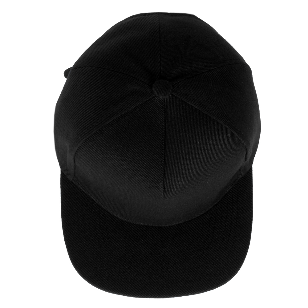 Blank Five Panel Strapback Ball Cap Black Snap Back Supreme HUF 5 ... 8ee9cffa08b6