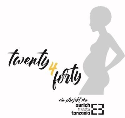 'twenty 4 forty'- Schwangerschafts Ultraschall Vorsorgeuntersuchung für Afrika