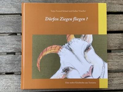 Dürfen Ziegen fliegen' Kinderbilderbuch