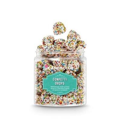 Confetti Drops Candy Club 7oz