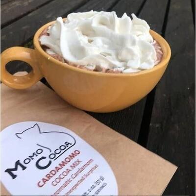Cardamomo cocoa mix