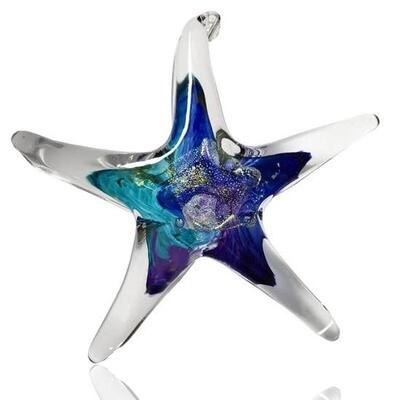 Mini Star Glass Starfish Luke Adams