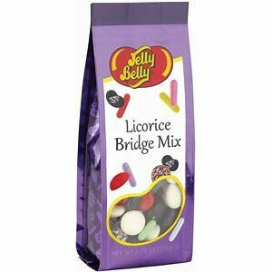 Jelly Belly Licorice Bridge Mix 6.75oz