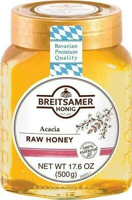 breitsamer acacia raw honey