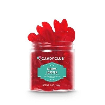 Gummy Lobster Candy Club 7oz