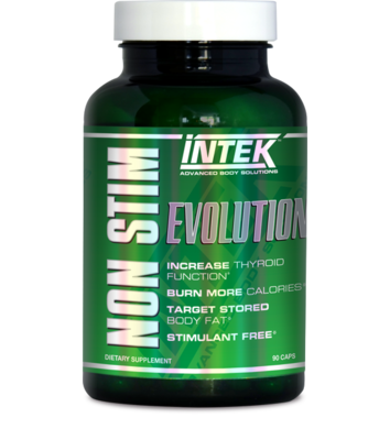 Intek Evolution NON STIM Fat Burner