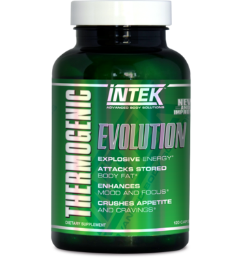Intek Evolution Thermogenic Fat Burner