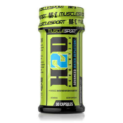 Muscle Sport Diet H20 Rev