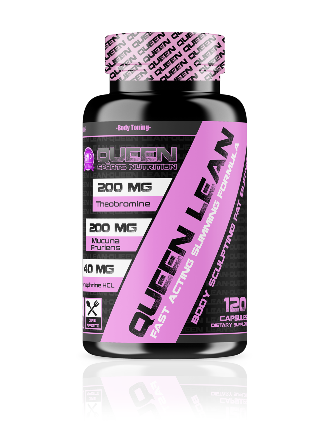 King Sports Nutrition Queen Lean