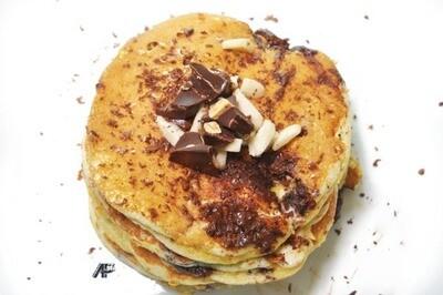 Athletic Protein Pancakes