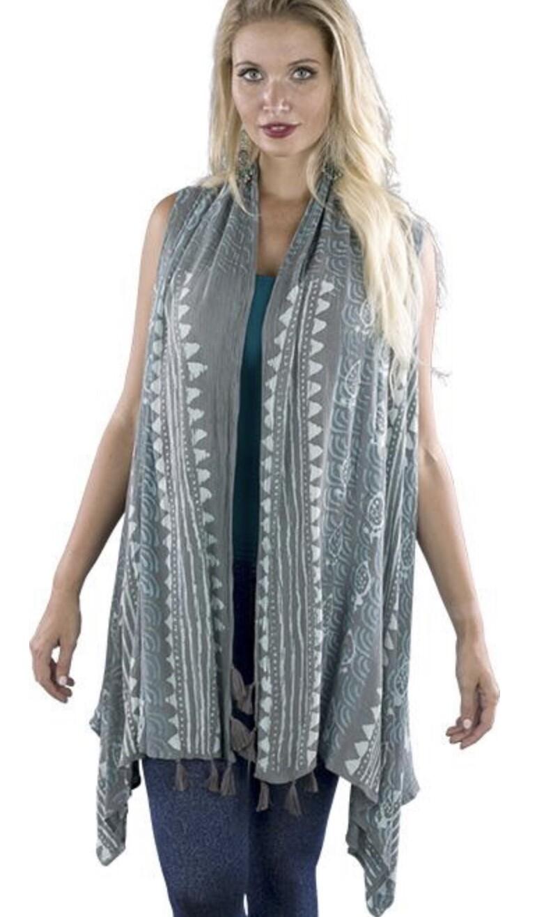 Sacred Threads - 220306 - Vest