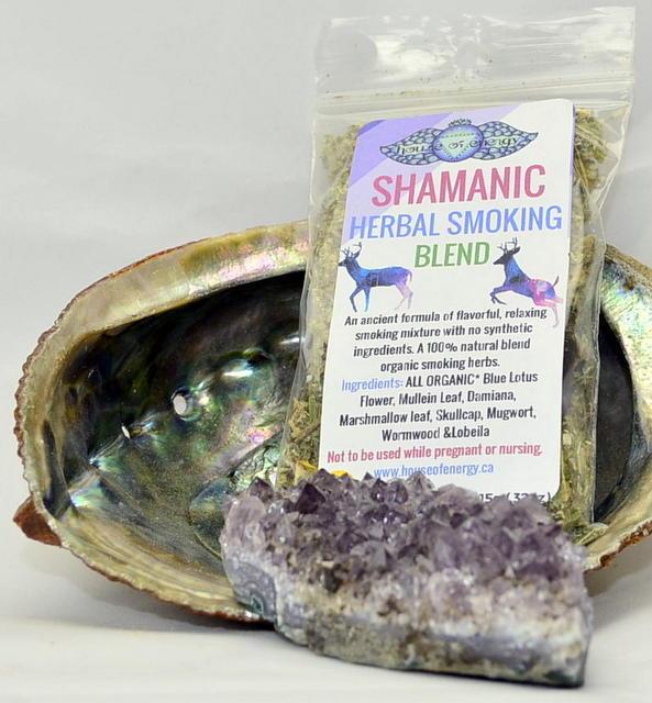 Shamanic Herbal Smoking Blend 125g (4 4oz)